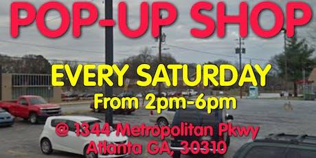 POP-UP & SHOP ATLANTA tickets