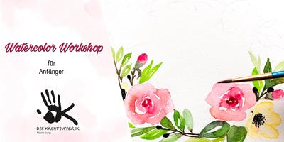 Watercolor Workshop für Anfänger