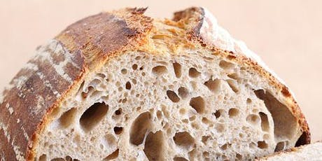 Sourdough bread Workshop + Lunch tickets