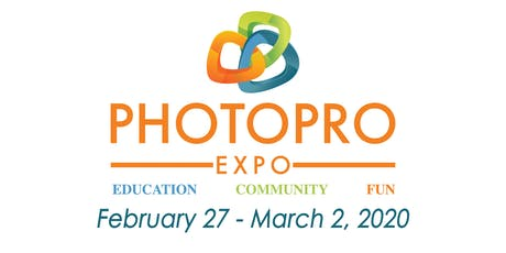 PhotoPro EXPO 2020 tickets