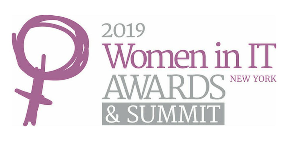 Bildresultat för women in IT awards NYC 2019