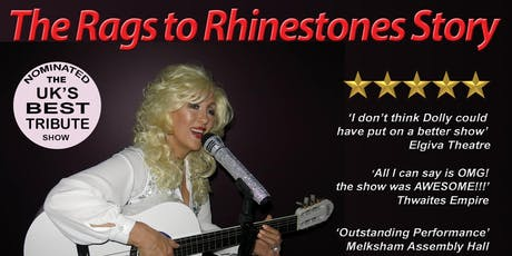 LTH Live! presents: An evening with Dolly Parton - The Rags to Rhinestones Story tickets