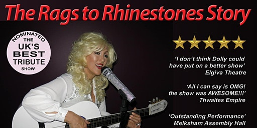 LTH Live! presents: An evening with Dolly Parton - The Rags to Rhinestones Story