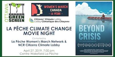 Green Screen presents: La Pêche Climate Change Movie Night