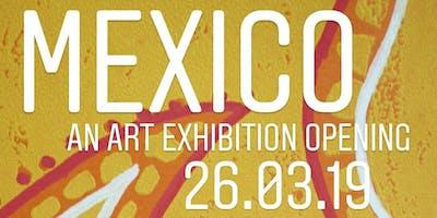 MEXICO - Art Exhibition