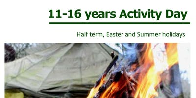Ampthill Park 11-16 years Activity Day