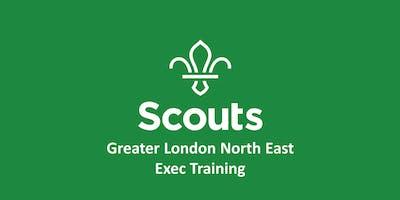 Executive Team Training - May 2019