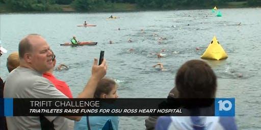 Ohio State Ross Heart Hospital TriFit Challenge Triathlon - Volunteers Needed!