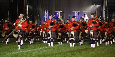 Glengarry Highland Games - Admission (Friday, August 2, 2019) tickets