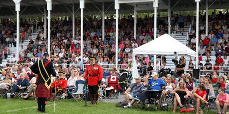 Glengarry Highland Games - Grandstand (Friday, August 2, 2019) tickets