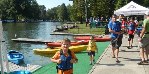 Subaru Outdoor Experience- American Kayaking Association - Water Safety Volunteer