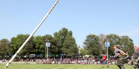 Glengarry Highland Games - Admission (Saturday, August 3, 2019) tickets