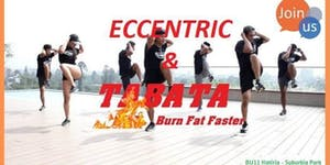 Power of Now: New Eccentric & Tabata Fitness Exercise
