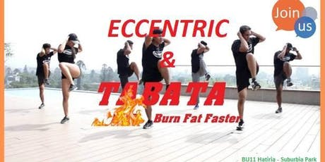 Power of Now: New Eccentric & Tabata Fitness Exercise tickets