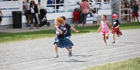 Glengarry Highland Games - Children's Track Events 2019 tickets
