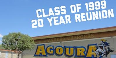Agoura High Class of '99 20 Year Reunion