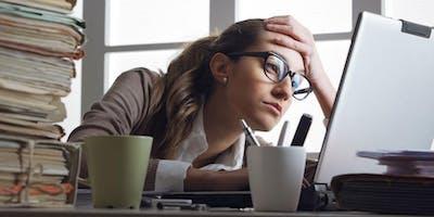 Free - 2 hour Stress Management Workshop - Basingstoke - Life Coaching