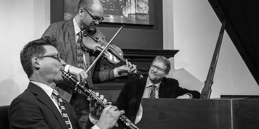 Ebony, Ivory & Spruce - The Jazz Effect