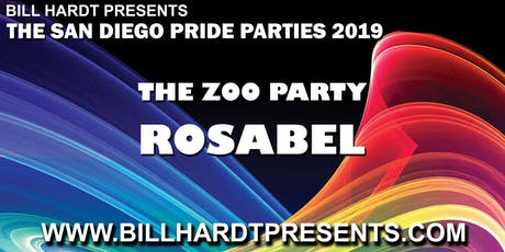 The Zoo Party 2019, a Bill Hardt Presents San Diego Pride Party tickets