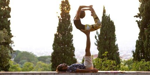 Acro Yoga Workshop with Mehdi Zidhane
