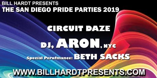 Circuit Daze 2019, a Bill Hardt Presents San Diego Pride Party