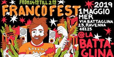 FRANCO FEST — Balotte Day