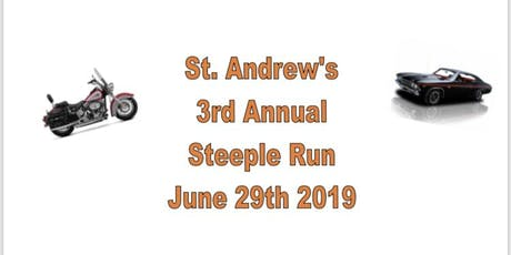 St. Andrew's 3rd Annual Steeple Run tickets