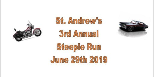 St. Andrew's 3rd Annual Steeple Run
