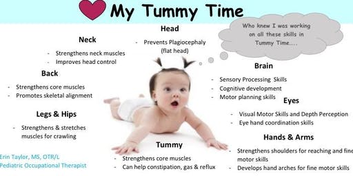 Love My Tummy Time - Baby Development Class