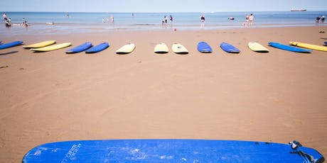Surf and Yoga Workshops Tynemouth (Flow Yoga) tickets
