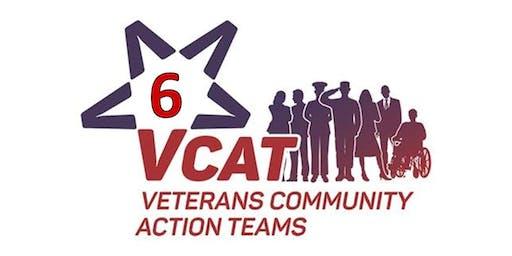 VCAT Region 6, June Membership Meeting, Veteran Services Network Organization