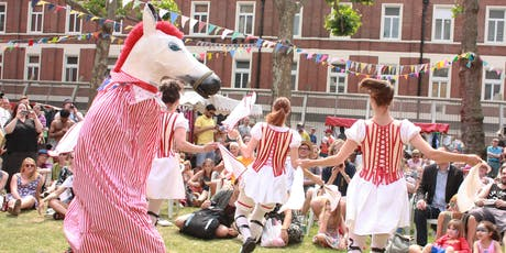 The Soho Village Fete 2019 tickets