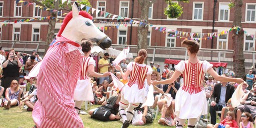 The Soho Village Fete 2019