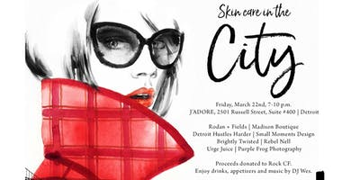 Skincare in the City