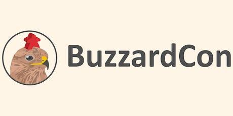 BuzzardCon 2 tickets