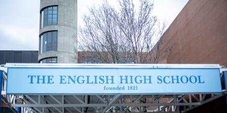 English High School Alumni School Tour tickets