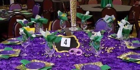 2020 Atlanta Mardi Gras Ball - Early Bird Table Deposits tickets