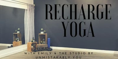 FREE YOGA PASS for Recharge Yoga in OEV