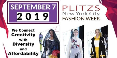 REGISTRATION SIGN UP - PLITZS NEW YORK CITY FASHION WEEK SHOW tickets
