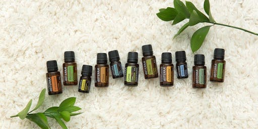 Using Essential Oils for Health & Wellbeing