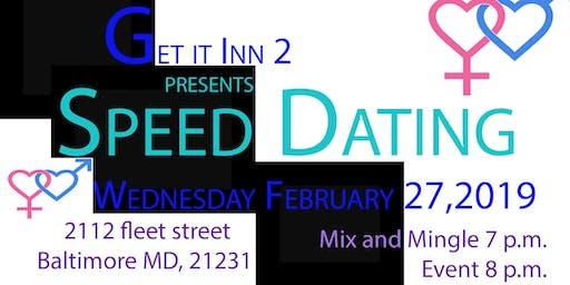 Geschwindigkeit Dating im Baltimore Maryland