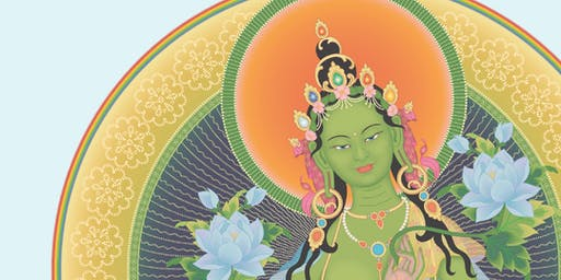 Liberation from Sorrow - 24-Hour Tara Chanting Retreat
