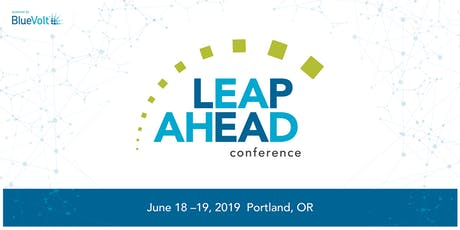 LEAP Ahead Conference 2019 tickets