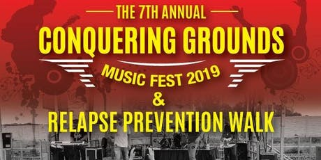 2019 Music Fest & Relapse Prevention Walk - Sponsor-Vendor-Donation Form  tickets