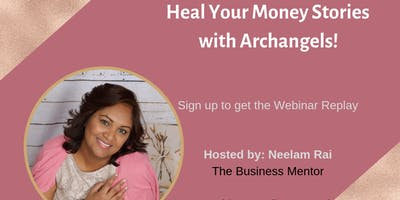 Free Masterclass: Change Your Money Stories. Change Your Life!