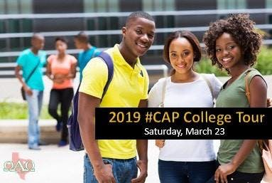 #CAP HBCU College Tour