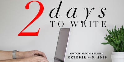 2 Days To Write Retreat | Hutchinson Island, FL