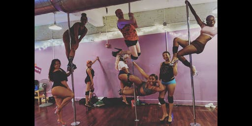 $10 Pole Dance Intro Class