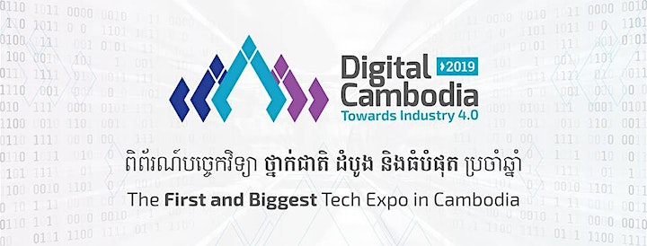 Digital Cambodia 2019 - The First & Biggest Nation image