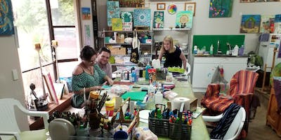 Empty Nesters  Art Expression Group